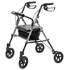 "Ring Panel Link Filters Economy: GF Health - Set n"" Go Wide Height Adjustable Rollator"