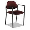 chairs & sofas: Global Comet™ Series Stacking Arm Chair