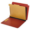 Globe-Weis Globe-Weis® Dual Tab Classification Folders GLW 24855