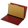 Globe-Weis Globe-Weis® Dual Tab Classification Folders GLW 40855