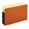 Globe-Weis Globe-Weis® Drop Front File Pocket with Tyvek® Lined Gussets GLW 64264