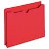 Globe-Weis Globe-Weis® File Jackets GLWB3043DTRED