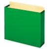 Globe-Weis Globe-Weis® File Cabinet Pockets™ GLW FC1524EGRE
