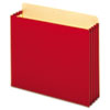 Globe-Weis Globe-Weis® File Cabinet Pockets™ GLW FC1524ERED