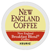 Keurig New England Coffee Breakfast Blend K-Cup Pods GMT 0036