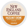 Keurig New England Coffee Hazelnut Cr K-Cup Pods GMT 0040