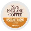 kcups: New England Coffee Hazelnut Cr K-Cup Pods