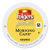 kcups: Folgers Gourmet Selections Morning Cafe Coffee K-Cups