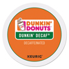 hot cocoa and drink mix: Dunkin Donuts® K-Cup® Pods