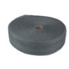 cleaning chemicals, brushes, hand wipers, sponges, squeegees: GMT Industrial-Quality Steel Wool Reels