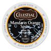 Celestial Seasonings Celestial Seasonings Mandarin Orange Spice Herbal Tea K-Cups GMT 14735CT