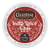 Celestial Seasonings Celestial Seasonings India Spice Chai Tea K-Cups GMT14738