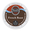 Tully's Coffee French Roast Coffee K-Cups
