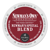 Newman's Own Organics Newmans Own Organics Special Blend Extra Bold Coffee K-Cups GMT 4050