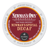 Newman's Own Organics Newmans Own Organics Special Decaf Coffee K-Cups GMT 4051