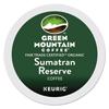 Green Mountain Coffee Sumatran Reserve Extra Bold Coffee K-Cups