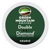 Green Mountain Coffee Green Mountain Coffee Double Black Diamond Extra Bold Coffee K-Cups GMT 4066