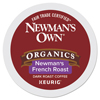 hot cocoa and drink mix: Newman's Own® Organics French Roast Coffee K-Cups®