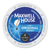 kcups: Maxwell House Original Roast K-Cups