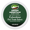 Green Mountain Coffee Green Mountain Coffee Colombian Fair Trade Select Coffee K-Cups GMT 6003