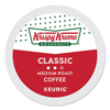 coffee & tea: Krispy Kreme Doughnuts Smooth Coffee K-Cups