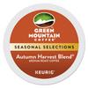 Green Mountain Coffee Green Mountain Coffee Autumn Harvest Blend K-Cups GMT 6206