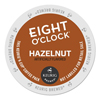 Eight O'Clock Eight O'Clock Hazelnut Coffee K-Cups GMT6406