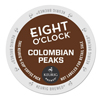 Eight O'Clock Eight O'Clock Coffee Colombian Peaks Coffee K-Cups GMT6407