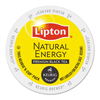 Lipton: Lipton Natural Energy Tea K-Cups