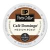Peet's Peets Coffee  Tea Cafe Domingo Coffee K-Cups GMT 6543