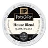 Peet's Peets Coffee  Tea House Blend Coffee K-Cups GMT 6546