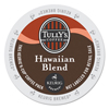 coffee & tea: Tully's Coffee Hawaiian Blend Coffee K-Cups