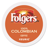 coffee & tea: Folgers Gourmet Selections Lively Colombian Coffee K-Cups