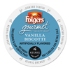 kcups: Folgers Gourmet Selections Vanilla Biscotti Coffee K-Cups