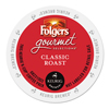 coffee & tea: Folgers Gourmet Selections Classic Roast Coffee K-Cups