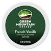 Green Mountain Coffee Green Mountain Coffee French Vanilla Coffee K-Cups GMT 6732