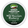 Green Mountain Coffee Fair Trade Wild Mountain Blueberry Coffee K-Cups
