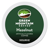 Green Mountain Coffee Hazelnut Coffee K-Cups
