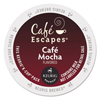 Cafe Escapes Cafe Escapes Caf Mocha K-Cups GMT 6803