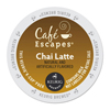 Coffee Premeasured: Cafe Escapes Chai Latte K-Cups