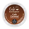 Cafe Escapes Cafe Escapes Cafe Caramel K-Cups GMT 6813