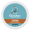 kcups: Caribou Coffee Caribou Blend Coffee K-Cups
