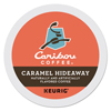 hot cocoa and drink mix: Caribou Coffee® Caramel Hideaway K-Cups®