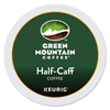 Green Mountain Coffee Green Mountain Coffee Half-Caff Coffee K-Cups GMT 6999