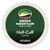 kcups: Green Mountain Coffee Half-Caff Coffee K-Cups