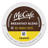 Keurig Breakfast Blend K-Cup, 24/BX GMT 7468