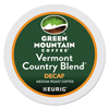 Green Mountain Coffee Green Mountain Coffee Vermont Country Blend Decaf Coffee K-Cups GMT 7602