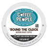 coffee & tea: Round the Clock Blend K-Cup, 24/BX