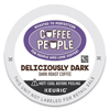 Coffee People Deliciously Dark K-Cup, 24/BX GMT 7608
