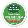 Keurig Green Mountain Coffee K-Cup Pods Costa Rica Paraiso GMT 8087